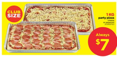 Party Pizza - 1 Kg