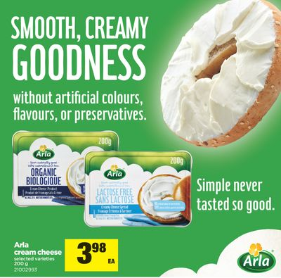Arla Cream Cheese - 200 g