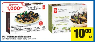 PC Pei Mussels In Sauce - 907 g