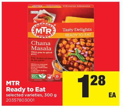 Mtr Ready To Eat - 300 g