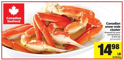 Canadian Snow Crab Cluster