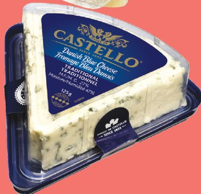 Castello Traditional Blue Cheese - 125 g
