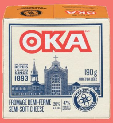 Agropur Oka Cheese - 160-190 g