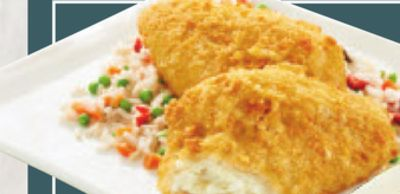 Breaded Sole Fillets