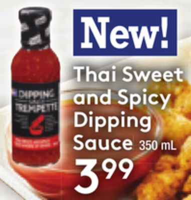 Thai Sweet and Spicy Dipping Sauce