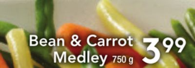 Bean & Carrot Medley