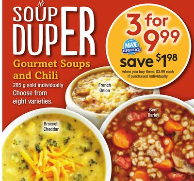 Gourmet Soups and Chili