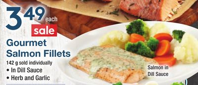Gourmet Salmon Fillets