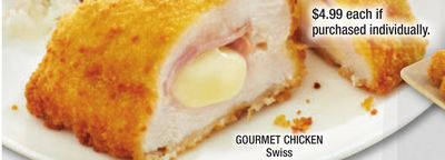 Gourmet Chicken - Swiss