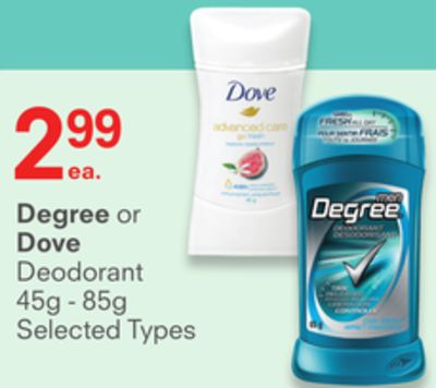 Degree or Dove