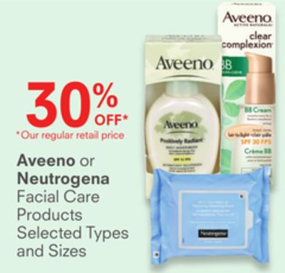 Aveeno or Neutrogena