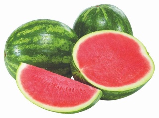 Large Whole Seedless Watermelon