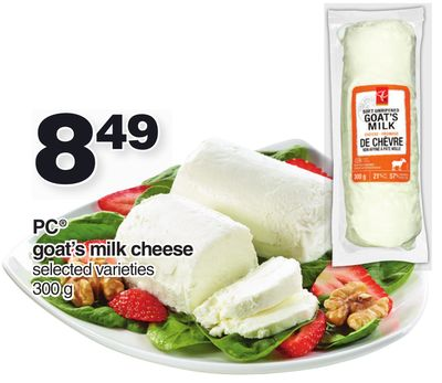 PC Goat's Milk Cheese - 300 g
