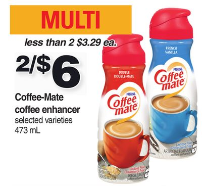 Coffee-mate Coffee Enhancer - 473 mL