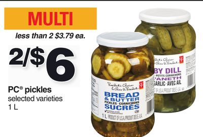 PC Pickles 1 L