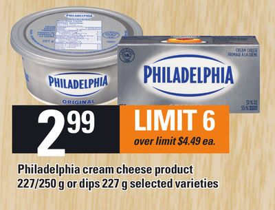 Philadelphia Cream Cheese Product