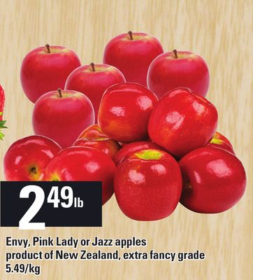Envy - Pink Lady Or Jazz Apples