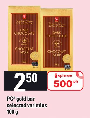 PC Gold Bar - 100 g
