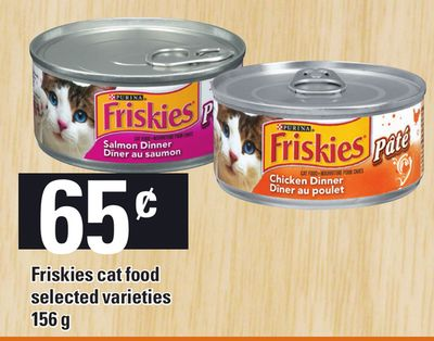 Friskies Cat Food - 156 g