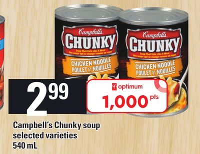 Campbell's Chunky Soup - 540 mL