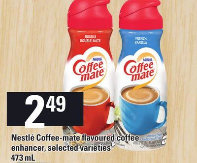 Nestlé Coffee-mate Flavoured Coffee Enhancer - 473 mL