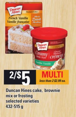 Duncan Hines Coconut Cake Mix For Sale