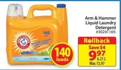 arm and hammer sale