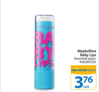 Maybelline Baby Lips