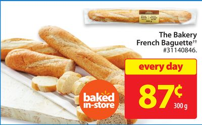 The Bakery French Baguette