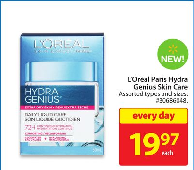 L'oréal Paris Hydra Genius Skin Care