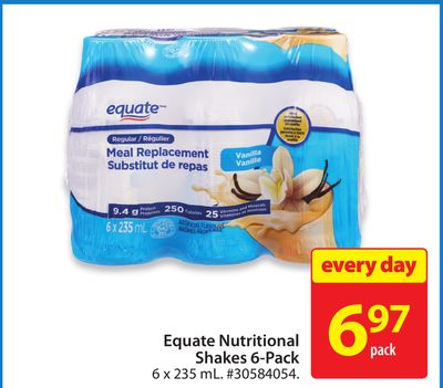 Shakes 6-pack