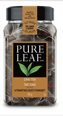 Pure Leaf Bags 16 Count - Chai Tea