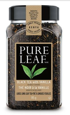 Pure Leaf Loose Tea - Black Tea With Vanilla