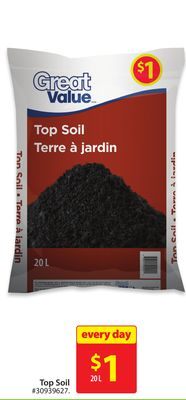 Great Value Top Soil