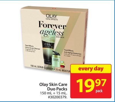 Olay Skin Care Duo Packs