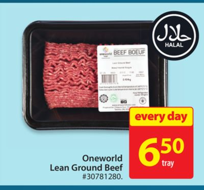 Oneworld Lean Ground Beef