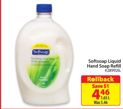 Softsoap Liquid Hand Soap Refill