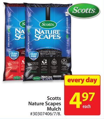 Scotts Nature Scapes Mulch