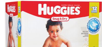 Huggies Little Movers or Snug & Dry