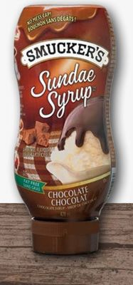 Smucker's Chocolate Ice Cream Topping