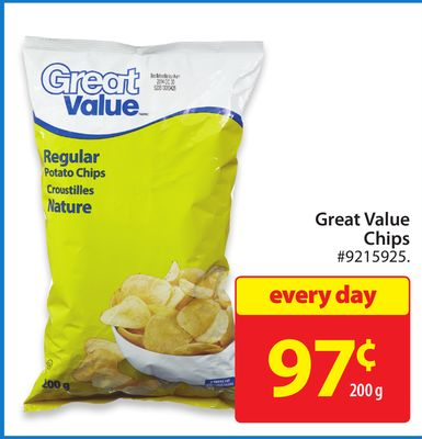 Great Value Chips