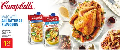 Campbell's Ready-to-use Broth