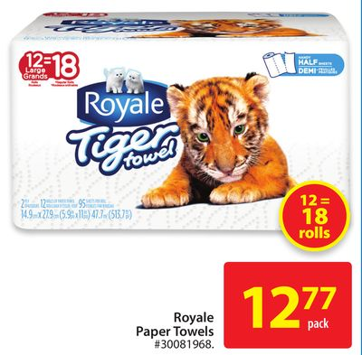 Royal Paper Towels