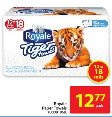 Royale Paper Towel