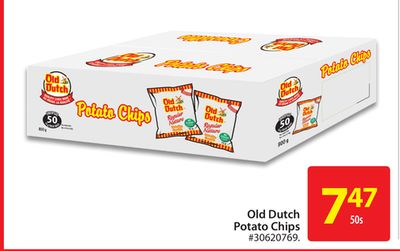 Old Dutch Potato Chips