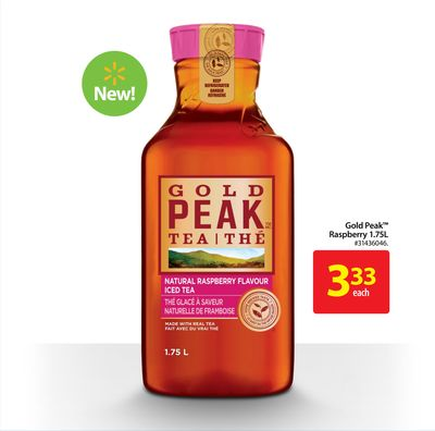 Gold Peak Raspberry 1.75l