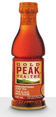 Gold Peak Unsweetened 547ml