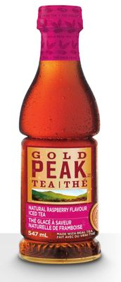 Gold Peak Raspberry 547ml