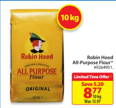 Robin Hood All-purpose Flour