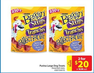 Purina Large Dog Treats